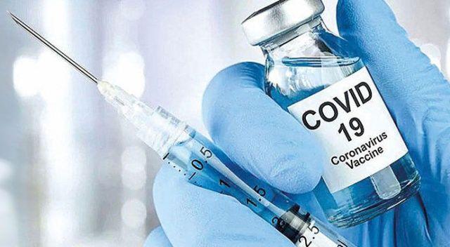 Bir yandan test bir yandan aşı