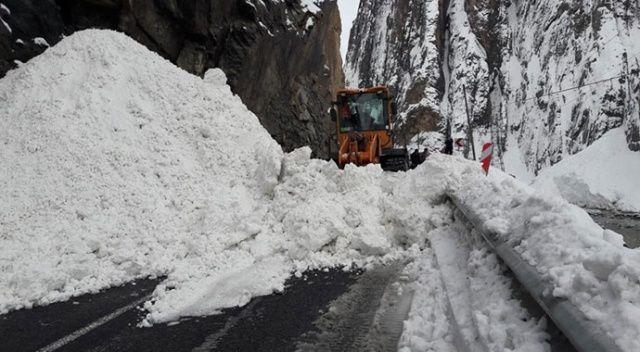Meteorolojiden yoğun kar ve çığ uyarısı