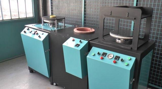 Bu makine tek başına bir fabrika: Yeni iş kapısı oldu