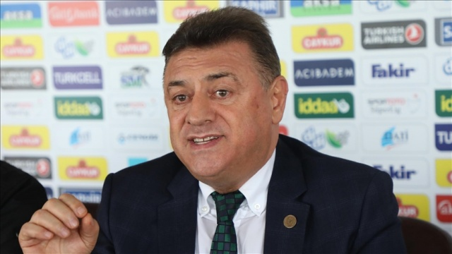 Çaykur Rizespor Kulübü Başkanı Kartal: 10-12 eksiğimiz olmasına rağmen takımımız çok iyi bir başarı gösterdi