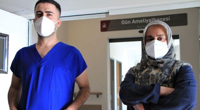 Covid-19'u iki kez atlatıp görevlerine dönen sağlıkçılar uyardı: Bu işin şakası yok
