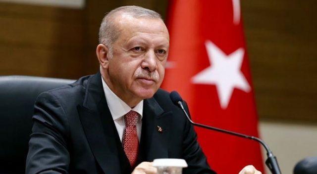Cumhurbaşkanı Erdoğan BİP ve Telegram'dan bugünkü mesaisini paylaştı