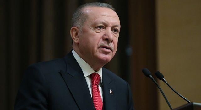 Erdoğan: Diline sahip çıkmayan milletler yıkılmaya mahkumdur