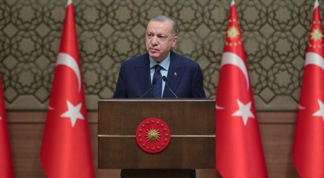 Erdoğan'dan önemli açıklamalar: 50 milyon doz aşı gelecek