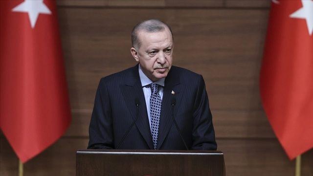 Cumhurbaşkanı Erdoğan: Kendi içeriğimizi üretemezsek siber savunma hattını koruyamayız