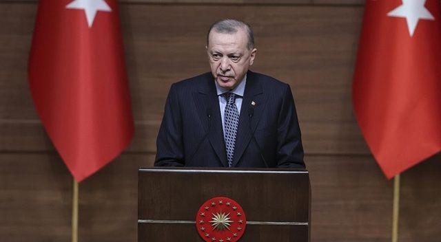 Cumhurbaşkanı Erdoğan: Lafa gelince demokrasi diyenler o annelere sahip çıkmadı