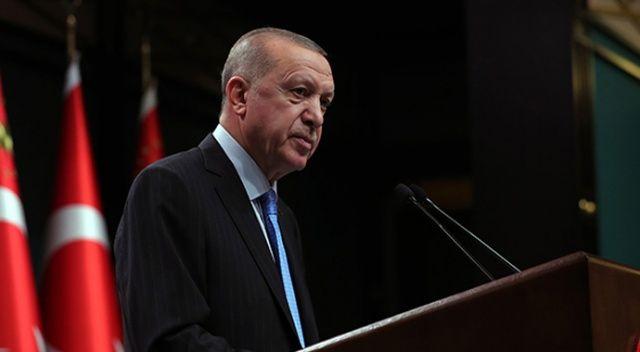 Cumhurbaşkanı Erdoğan: 'Sözde genel başkanı milletimizin irfanına havale ediyoruz'