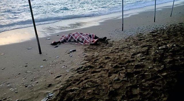 Datça'da kıyıya ceset vurdu