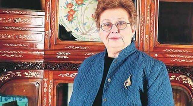Dünyaca ünlü tarihçi Filiz Çağman vefat etti