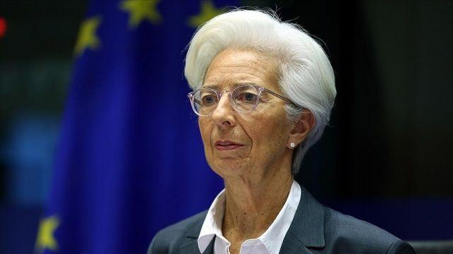 ECB Başkanı Lagarde: Avro Bölgesi ekonomisi son çeyrekte muhtemelen daraldı