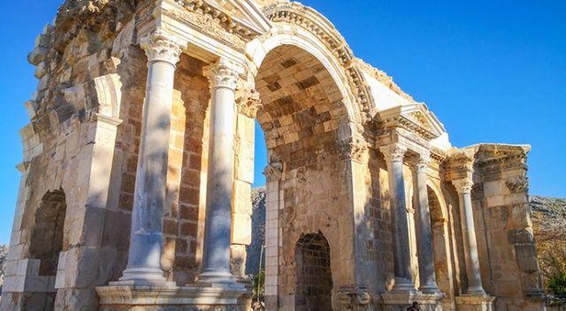 Efes'in 5 katı büyüklüğünde: Anavarza Antik Kenti