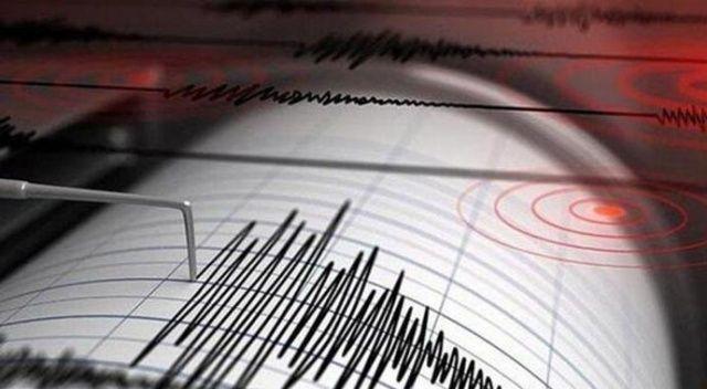 Elazığ'da  4.1 büyüklüğünde deprem