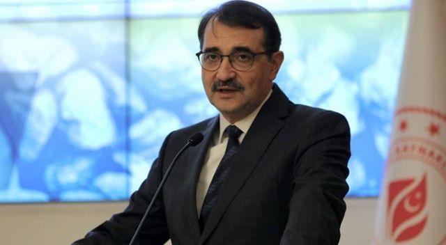 Enerji ve Tabii Kaynaklar Bakanı Dönmez: Doğalgazda yeni rekor