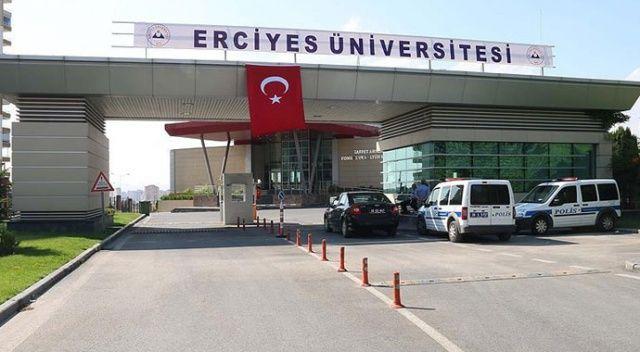 Erciyes Üniversitesi Eğitim Bilimleri Enstitüsü'ne öğrenci alınacak