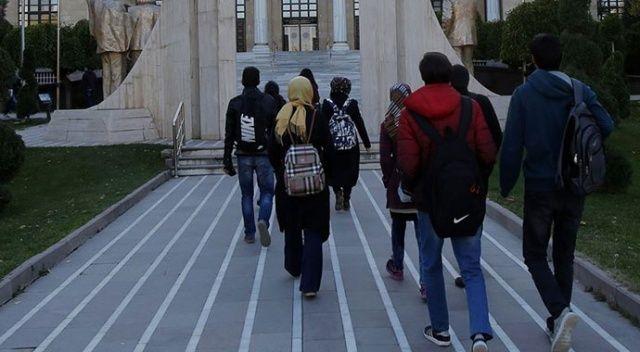 Erciyes Üniversitesi Sosyal Bilimler Enstitüsüne öğrenci alınacak