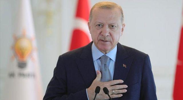 Erdoğan: Cumhur İttifakı'yla birlikte daha büyük projelere imza atacağız
