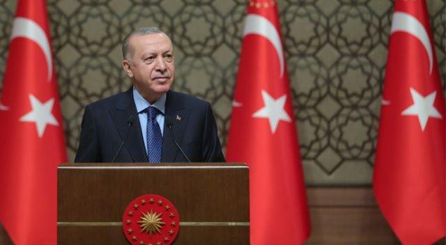 Erdoğan'dan aşı açıklaması: Dünyada üçüncü ülkeyiz