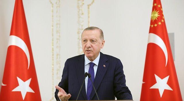 Erdoğan, TESK Genel Başkanı Palandöken'i kabul etti