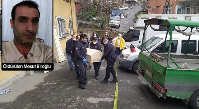 Eyüpsultan'da dehşet: Annesini ve ağabeyini koli bandıyla boğarak öldürdü
