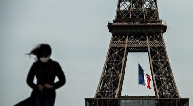 Fransa'da son 24 saatte 23 bin 852 Covid-19 vakası tespit edildi