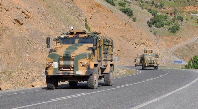 """Hakkari'de bazı bölgeler yıl sonuna kadar """"özel güvenlik bölgesi"""" ilan edildi"""