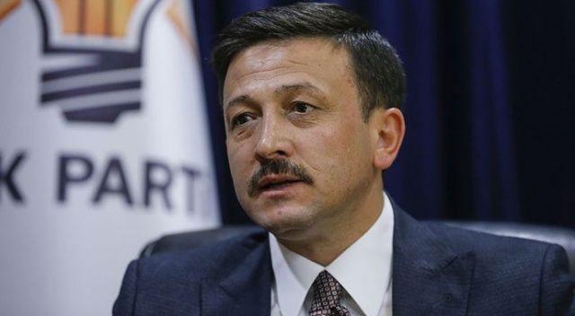 Hamza Dağ'dan 'Z kuşağı' açıklaması: Birinci parti AK Parti'dir