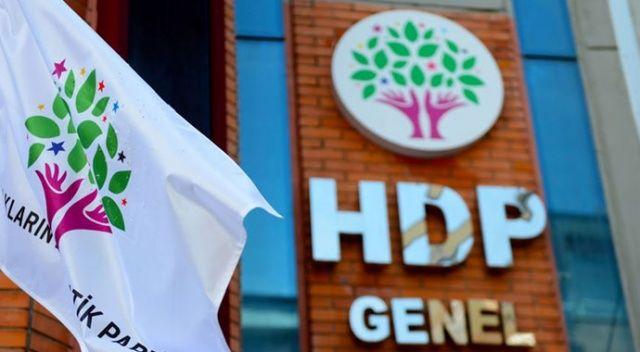 HDP'li 9 vekil için Kobani fezlekesi