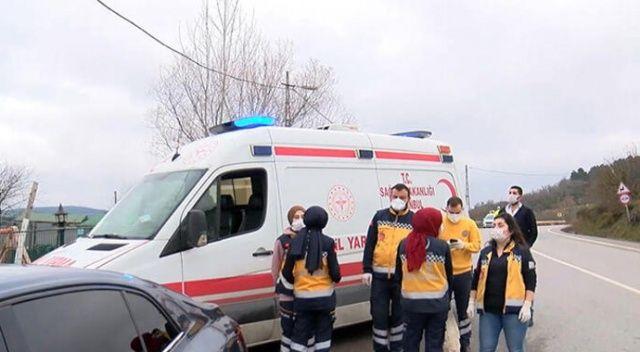 Helikopter düştü iddiası ekipleri alarma geçirdi! Valilik'ten açıklama geldi
