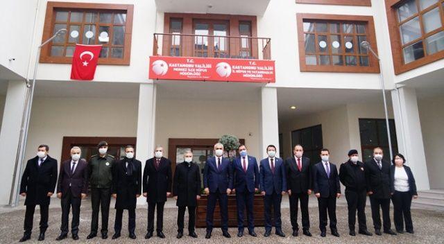 İçişleri Bakanı Soylu'nun açıklamasında değindiği nüfus müdürlüğü açıldı