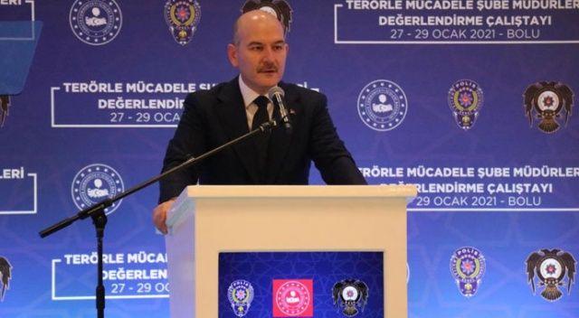 İçişleri Bakanı Süleyman Soylu'dan 'militan' tepkisi