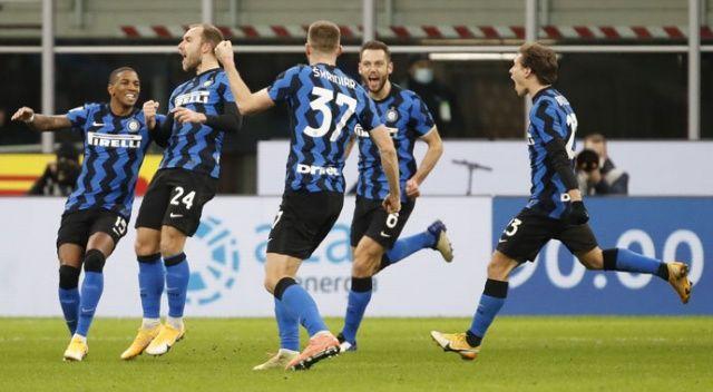 İnter, kupada Milan'ı 2-1'le geçti