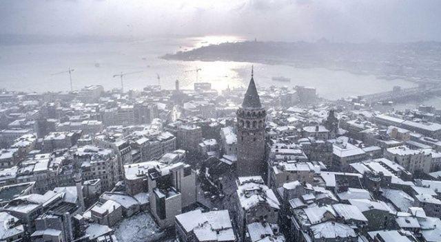 İstanbul'a kar ne zaman yağacak? AKOM Tarih verdi