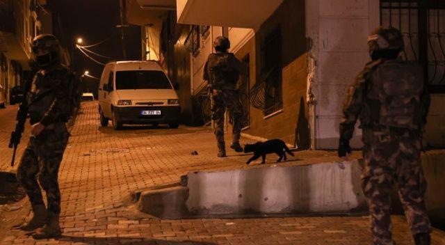 İstanbul'da DEAŞ'a eş zamanlı operasyon: 9 gözaltı