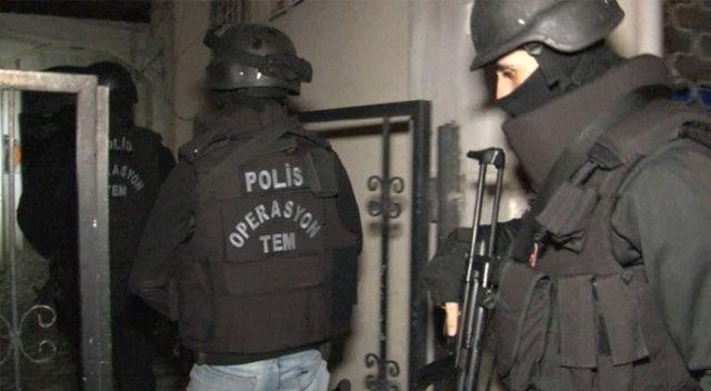 İstanbul'da DEAŞ'a yönelik eş zamanlı operasyon