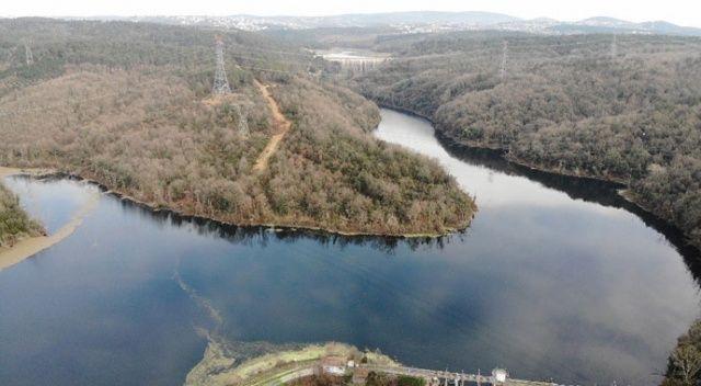 İstanbul'da Elmalı barajında doluluk oranı yüzde 36'ya yükseldi
