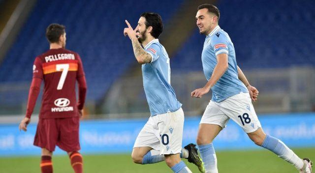 İtalya'da başkent derbisinde kazanan Lazio