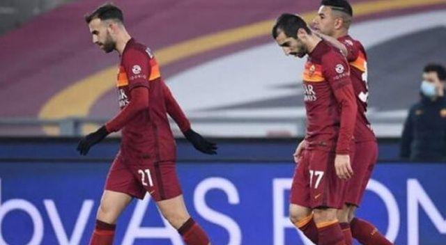 İtalya Kupası maçında kural hatası yapan Roma'ya hükmen mağlubiyet cezası verildi