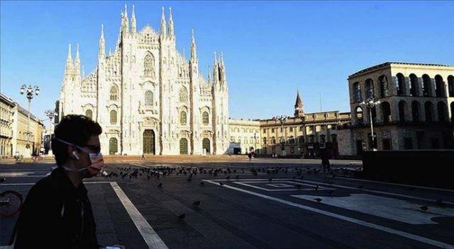İtalya'nın 3'te 2'si Kovid-19 salgınında yüksek riskli kapsama alındı