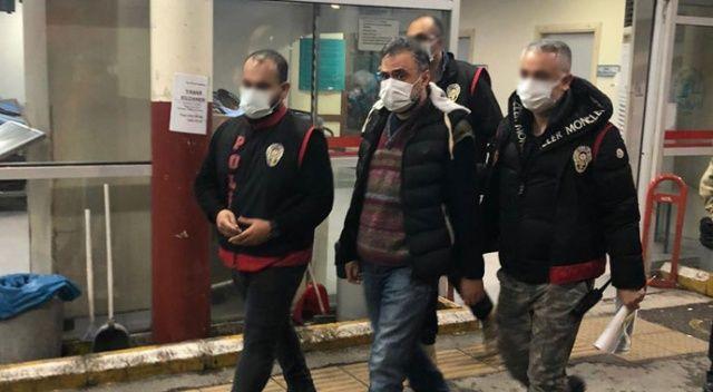 İzmir'de FETÖ'nün hücre evlerine baskın: 35 gözaltı