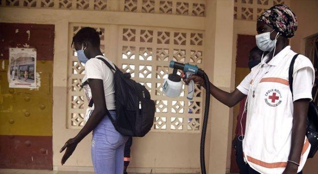 Japonya'dan Senegal'e Kovid-19'a karşı sağlık altyapısı desteği