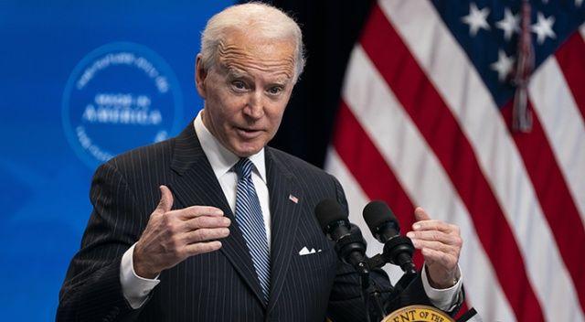 Joe Biden'den Filistin adımı