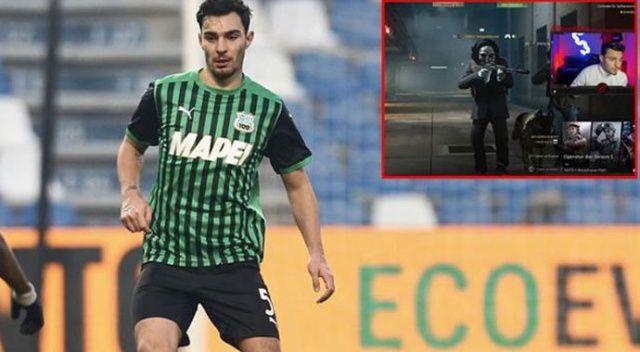 Kaan Ayhan'dan transfer iddialarına cevap: Sezonu kesinlikle İtalya'da tamamlayacağım