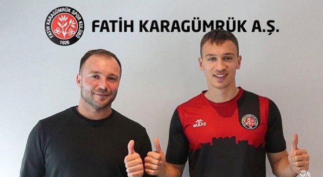 Karagümrük, Fenerbahçe'den Serhat Ahmetoğlu'nu kadrosuna kattı