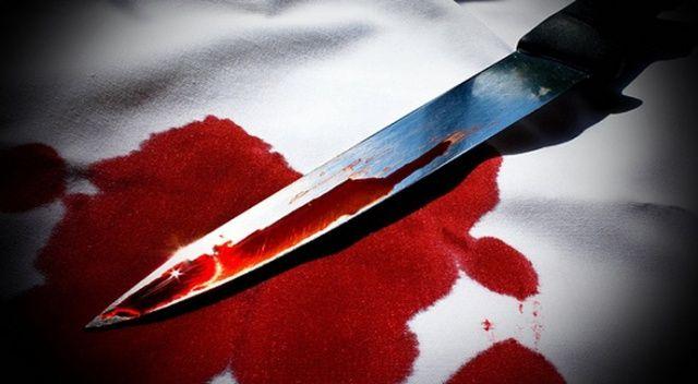 Kars'ta tartıştığı karısını bıçakla ağır yaralayan adam yakalandı