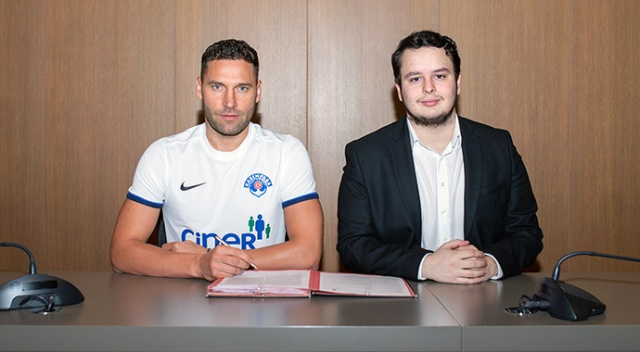 Kasımpaşa, Dusko Tosic'i transfer etti