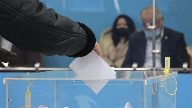 Kazakistan'daki parlamento seçiminde oy kullanma işlemi sona erdi