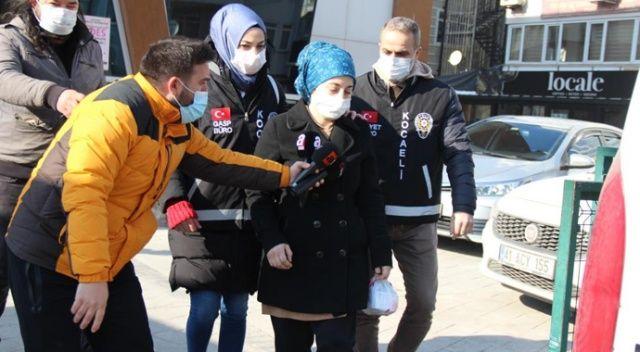 Kocaeli'de yeni doğan bebeğini öldürdüğü iddia edilen kadın adliyede