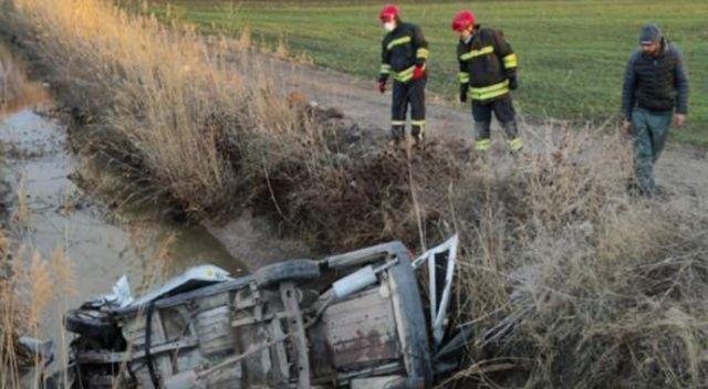 Konya'da karı kocayı kaza ayırdı