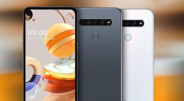 LG, telefondan çıkıyor