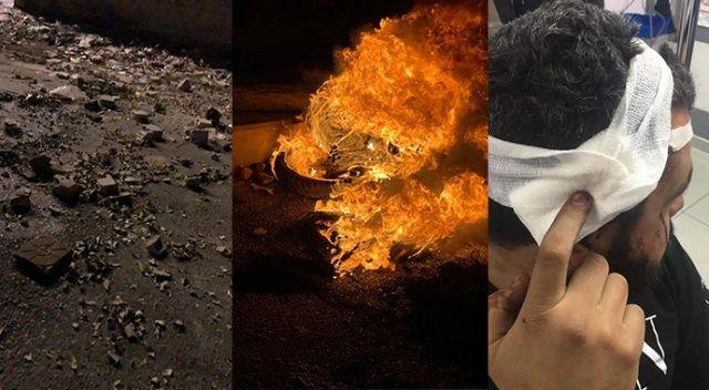 Lübnan'da şiddetlenen protestolarda 220 yaralı